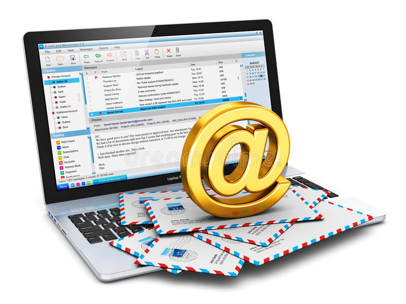 Create new office email accounts.